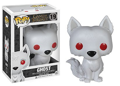 Game of Thrones Pop! Vinyl: Ghost