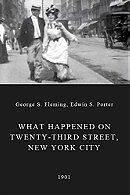 What Happened on Twenty-third Street, New York City