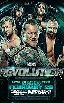 All Elite Wrestling: Revolution