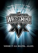 WrestleMania XX