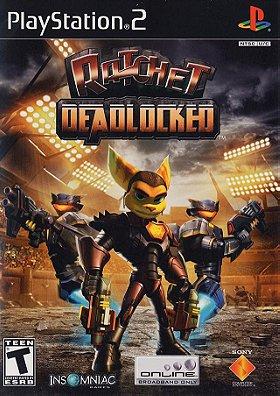 Ratchet: Deadlocked // Gladiator