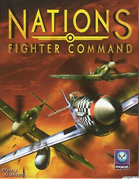 Nations: WWII Fighter Command