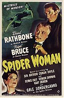 Sherlock Holmes in The Spider Woman (1943)