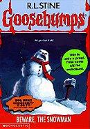 Goosebumps: Beware, The Snowman (No. 51)