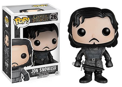 Game of Thrones Pop! Vinyl: Castle Black Jon Snow