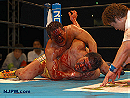Yuji Nagata vs. Kensuke Sasaki (NJPW, 01/04/04)