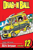 Dragon Ball Volume 12: v. 12 (Manga)