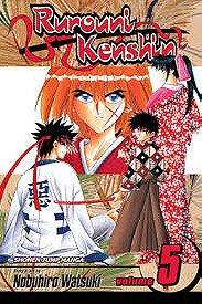 Rurouni Kenshin: Volume 5 (Rurouni Kenshin): v. 5