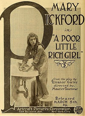 The Poor Little Rich Girl (1917)