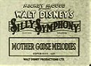 Mother Goose Melodies (1931)