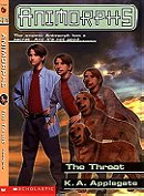 The Threat (Animorphs, No. 21)