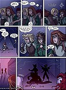 True Magic webcomic
