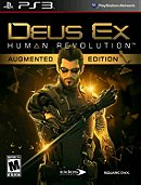 Deus Ex Human Revolution - Augmented Edition - Playstation 3