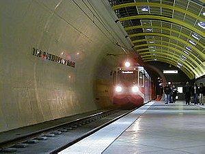 Washington Park (MAX station)