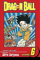 The Dragon Ball: Vol 6 (Dragon Ball Chapter Books)