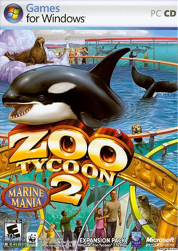 Zoo Tycoon 2: Marine Mania (Expansion)