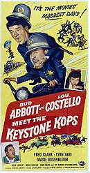 Abbott and Costello Meet the Keystone Kops                                  (1955)