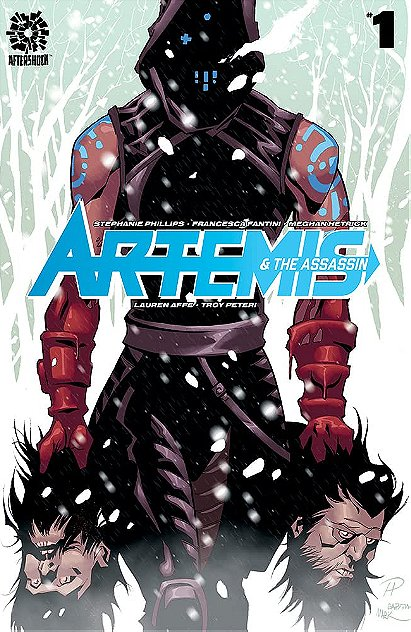 Artemis and the Assassin (2020 Aftershock) #1-5 2020