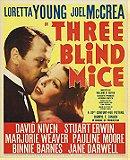 Three Blind Mice                                  (1938)