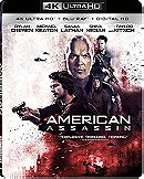 American Assassin (4K Ultra HD + Blu-ray + Digital HD)