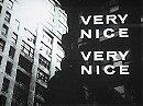 Very Nice, Very Nice