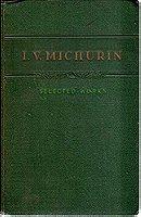 IVAN VLADIMIROVICH MICHURIN (1949) Selected Works