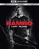 Rambo: Last Blood (4K Ultra HD + Blu-ray + Digital)