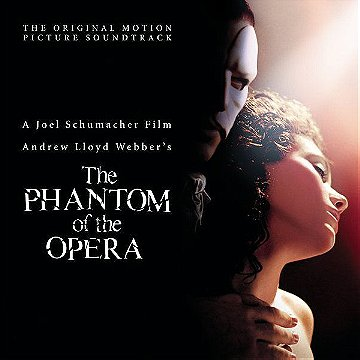 The Phantom of the Opera (The Original Motion Picture Soundtrack)