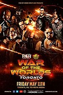ROH/NJPW War of the Worlds Tour 2018 - Toronto