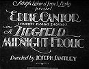 A Ziegfeld Midnight Frolic