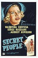 Secret People                                  (1952)
