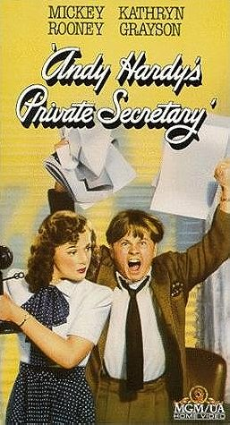 Andy Hardy's Private Secretary (1941)