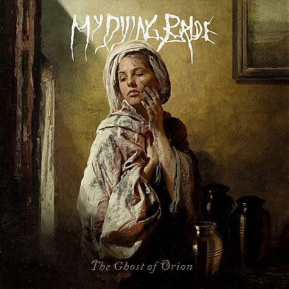 My Dying Bride: The Ghost Of Orion [CD]