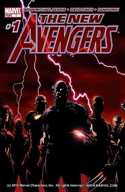 New Avengers (2005 1st Series) #1-64  Marvel (2004-10)
