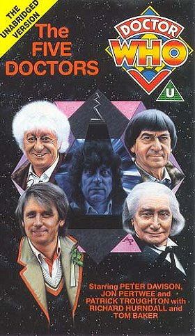 """""""Doctor Who"""" The Five Doctors"""