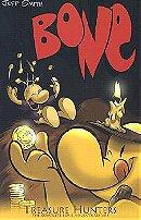 Treasure Hunters (Bone, Vol 8): Treasure Hunters v. 8 (Bone Reissue Graphic Novels)