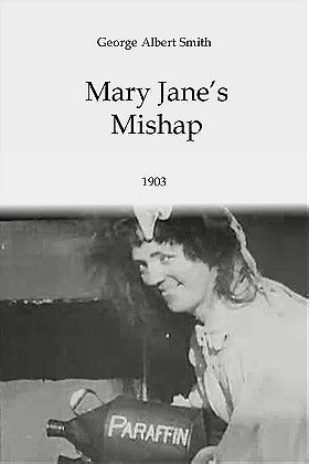 Mary Jane's Mishap; or, Don't Fool with the Paraffin