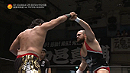 Michael Elgin vs. Hirooki Goto (NJPW, G1 Climax 25 Day 16)