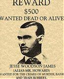 Jesse Woodson James