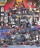 Gobots Toys by TONKA