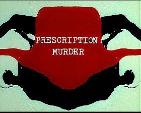 Columbo: Prescription: Murder