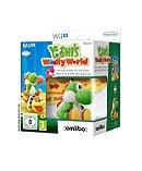Yoshi's Woolly World and amiibo Green Yoshi Bundle