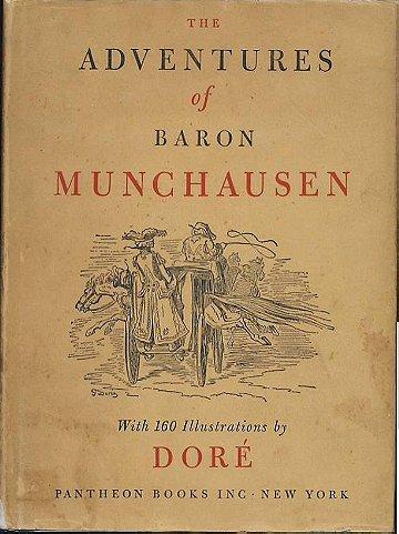 Las aventuras del baron de Munchausen / the Adventures of Baron Munchausen (Clasicos De Ciencia Ficc