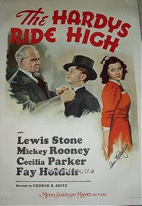 The Hardys Ride High (1939)