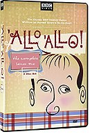 'Allo 'Allo: The Complete Series One