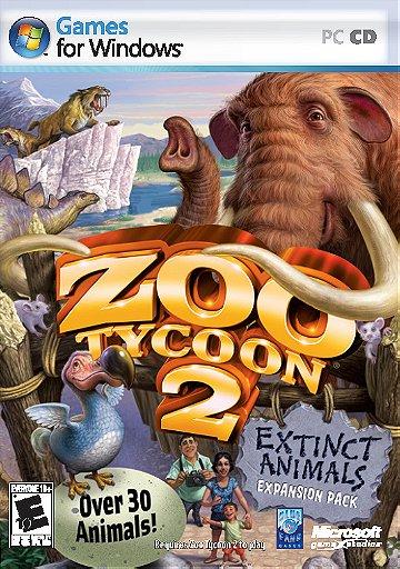 Zoo Tycoon 2: Extinct Animals (Expansion)