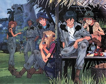 Mobile Suit Gundam: The 08th M.S. Team