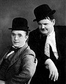 Stan Laurel; Oliver Hardy