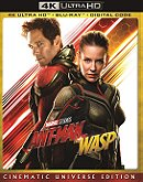 Ant-Man and the Wasp (4K Ultra HD + Blu-ray + Digital Code) (Cinematic Universe Edition)