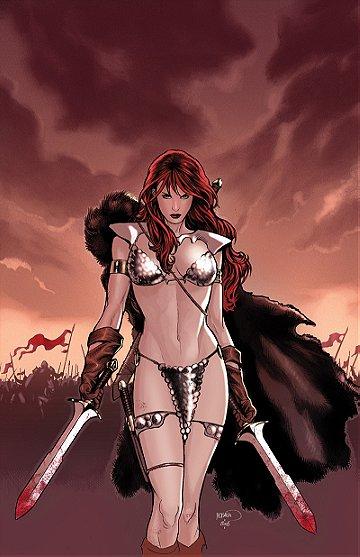 Red Sonja 45